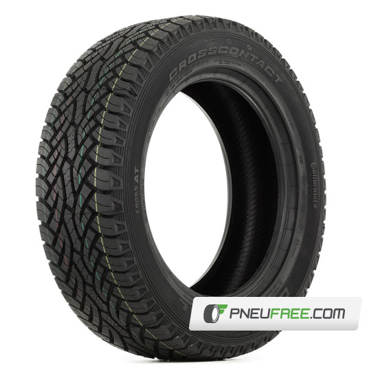 Mais detalhes do pneu 215/65R16 98T CROSSCONTACT AT CONTINENTAL
