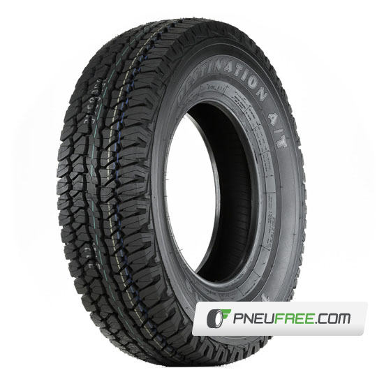 Mais detalhes do pneu LT245/70R16 8 Lonas 113/110S DESTINATION AT FIRESTONE