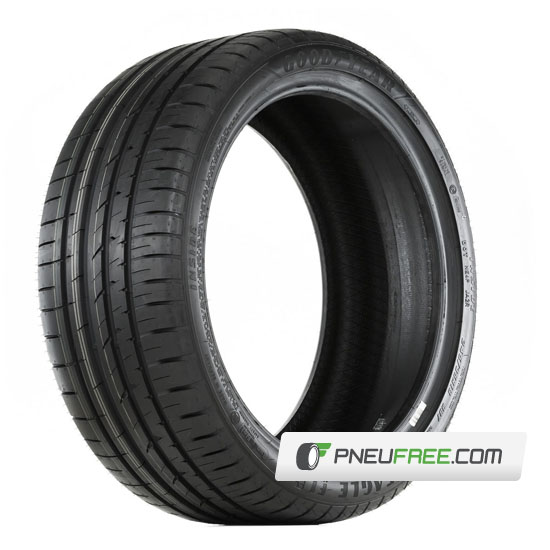 Mais detalhes do pneu 245/35R18 88Y EAGLE F1 ASYMMETRIC 2 RUN FLAT GOODYEAR