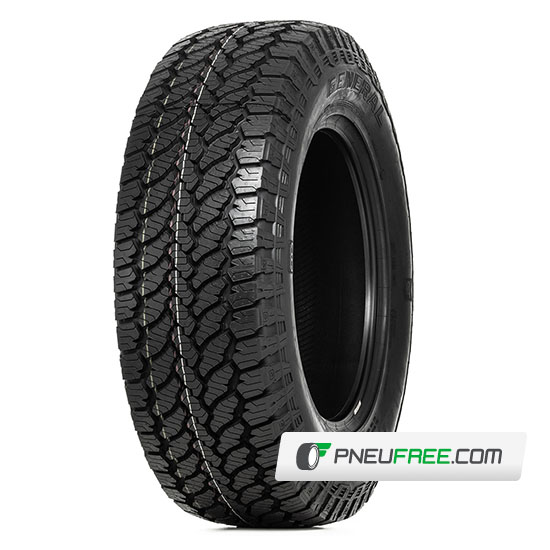 Mais detalhes do pneu 225/65R17 102H GRABBER AT3 GENERAL TIRE