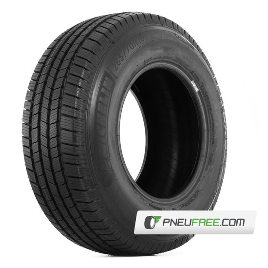 Mais detalhes do pneu 245/70R16 107T X LT AS MICHELIN