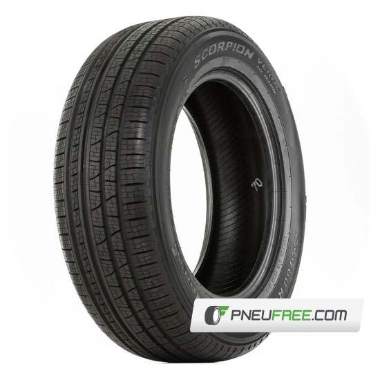Mais detalhes do pneu P225/65R17 102H SCORPION VERDE ALL SEASON PIRELLI