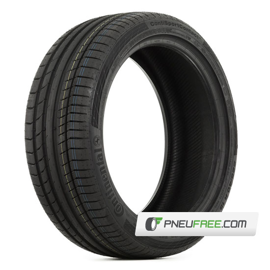 Mais detalhes do pneu 225/50R17 94W CONTISPORTCONTACT 5 SSR RUN FLAT BMW CONTINENTAL