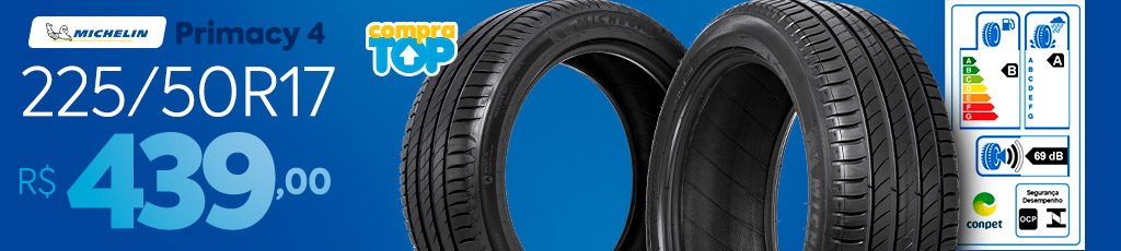 COMPRA TOP - MICHELIN PRIMACY4 225/50R17