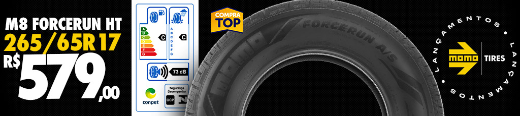 COMPRA TOP PNEUFREE.COM - M8 FORCERUN 265/65R17